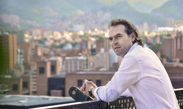 Federico Gutiérrez Zuluaga:  el alcalde de la tierra de la innovación