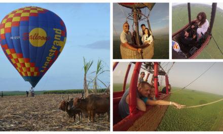 Dominican Balloons: una mirada desde las alturas