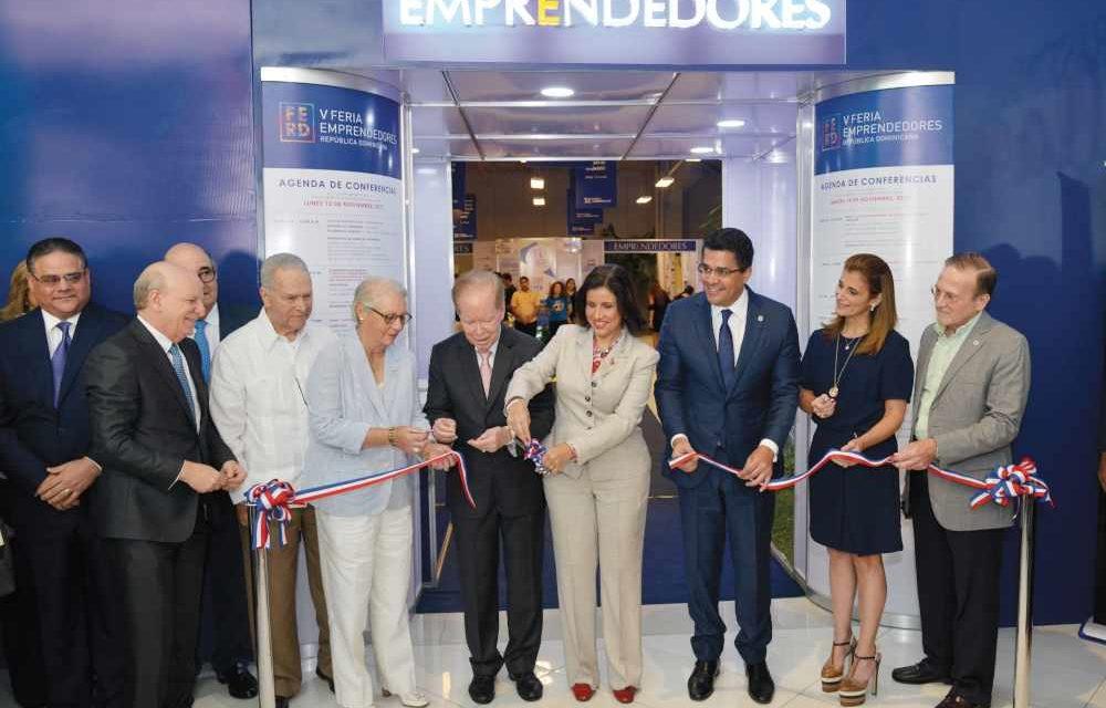 V FERD: La plataforma que impulsa el espíritu emprendedor de los dominicanos