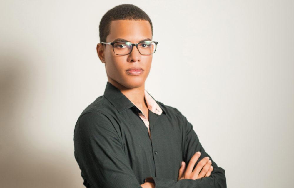 Freddy Núñez, tecnólogo a favor de la seguridad vial