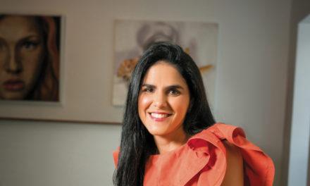 Elis Muñoz, creadora de la primera marca de alimentos orgánicos para bebés en RD