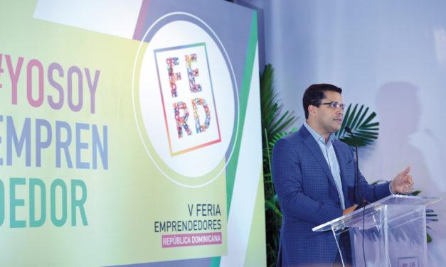 Cierre magistral de la V Feria Emprendedores