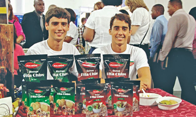 Lo mejor de la moringa y la quinoa por los hermanos Pereyra