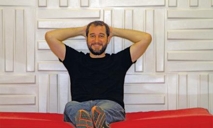 Carlos Sánchez, un empresario de la risa