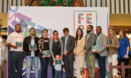 De 44 proyectos, tres recibieron el Premio Don Pepín Corripio al Emprendedor