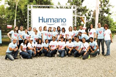 Voluntarios de corazón
