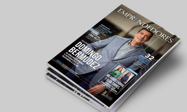 Ya en circulación edición 27 de la Revista Emprendedores